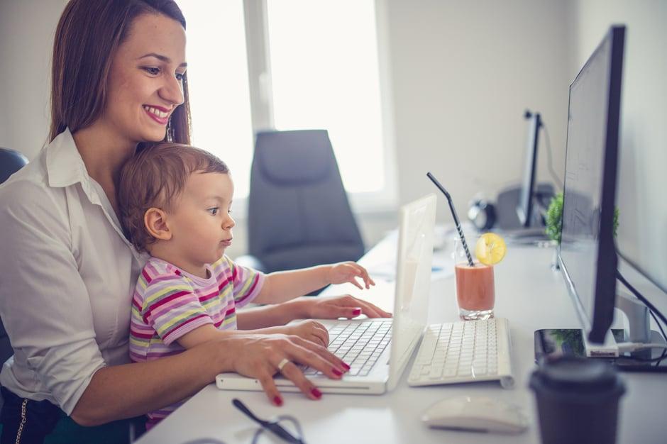 Existen miles de formas de ayudar a los padres trabajadores