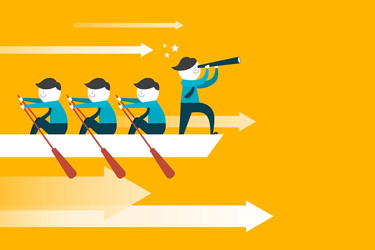 Beneficie la productividad laboral con estos tips de liderazgo