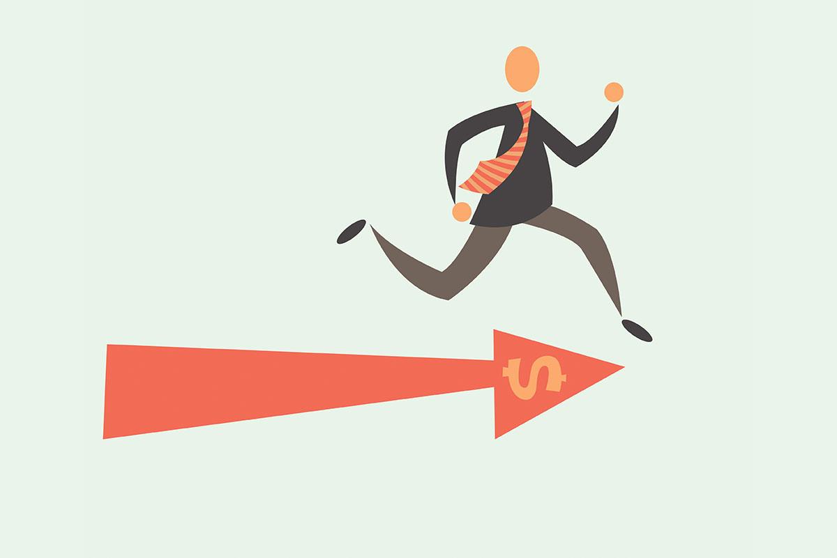 Mejore la productividad laboral de su empresa de un bocado a la vez